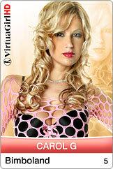 Carol G / Bimboland