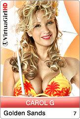 Carol G / Golden Sands