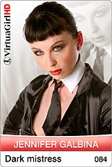 Jennifer Galbina / Dark mistress
