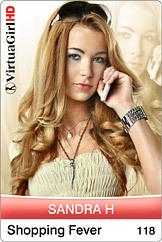 Sandra H / Shopping fever