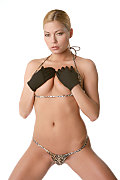 Adriana M Wild instinct istripper model