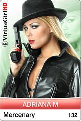 Adriana M / Mercenary