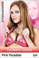 Carmen Gemini / Pink paradise