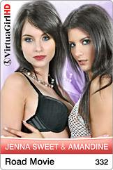 Jenna Sweet & Amandine / Road movie