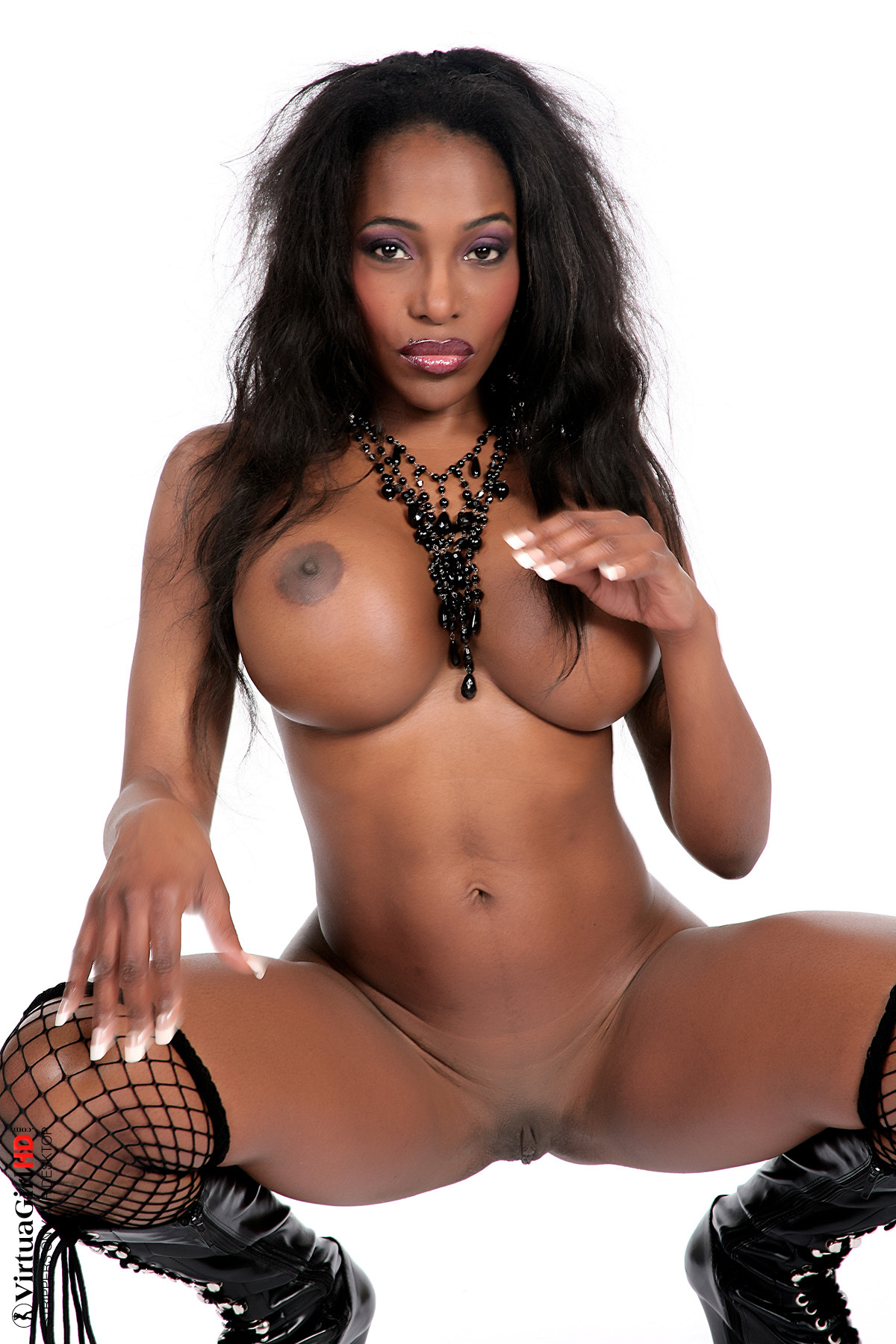 Sexy naked hot black girls