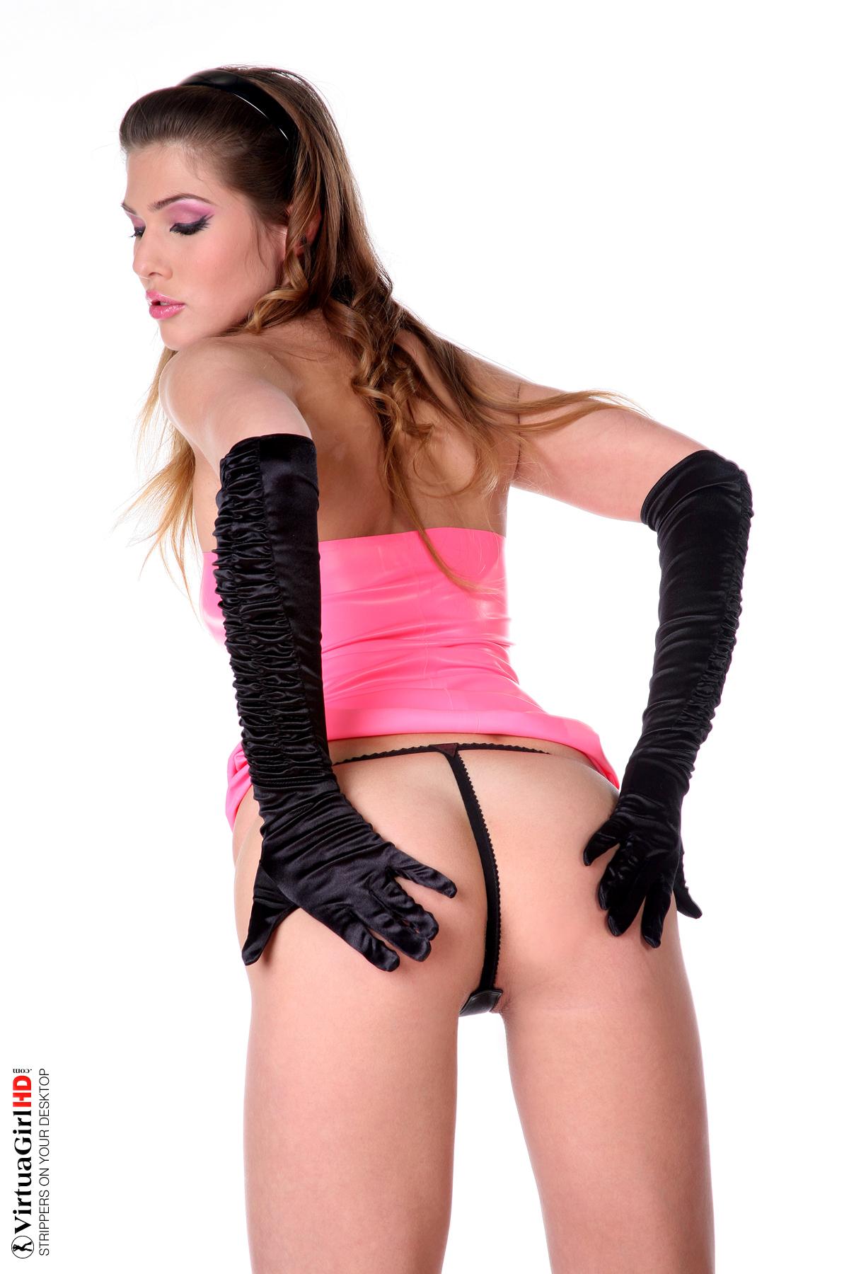 stripping girl live wallpaper