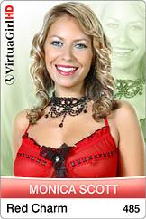 Monica Scott / Red charm