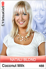 Natali Blond / Coconut milk
