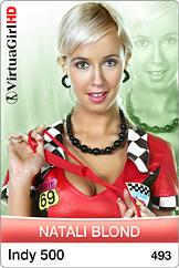 Natali Blond / Indy 500