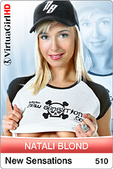 Natali Blond / New sensations