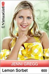 Jenni Gregg / Lemon sorbet