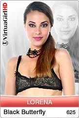 Lorena / Black butterfly