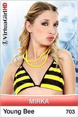 Mirka / Young bee