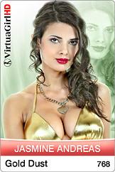 Jasmine Andreas / Gold dust