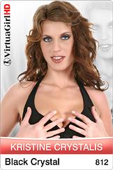 Kristine Crystalis / Black crystal