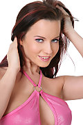 Cindy Dollar Pink attitude istripper model