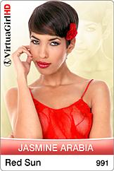 Jasmine Arabia / Red Sun