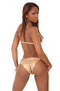 Katia de Lys Skin Tight istripper model