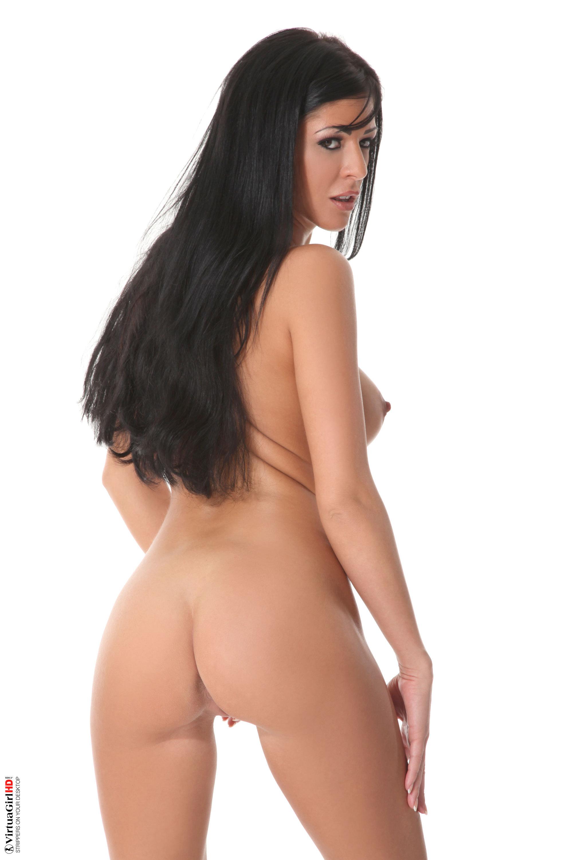 live nude girl wallpaper