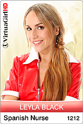 Leyla Black / Spanish Nurse