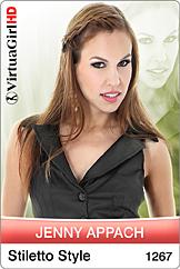 Jenny Appach / Stiletto Style