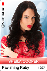 Sheila Cooper / Ravishing Ruby