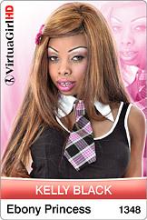 Kelly Black / Ebony Princess