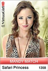 Mandy Match / Safari Princess