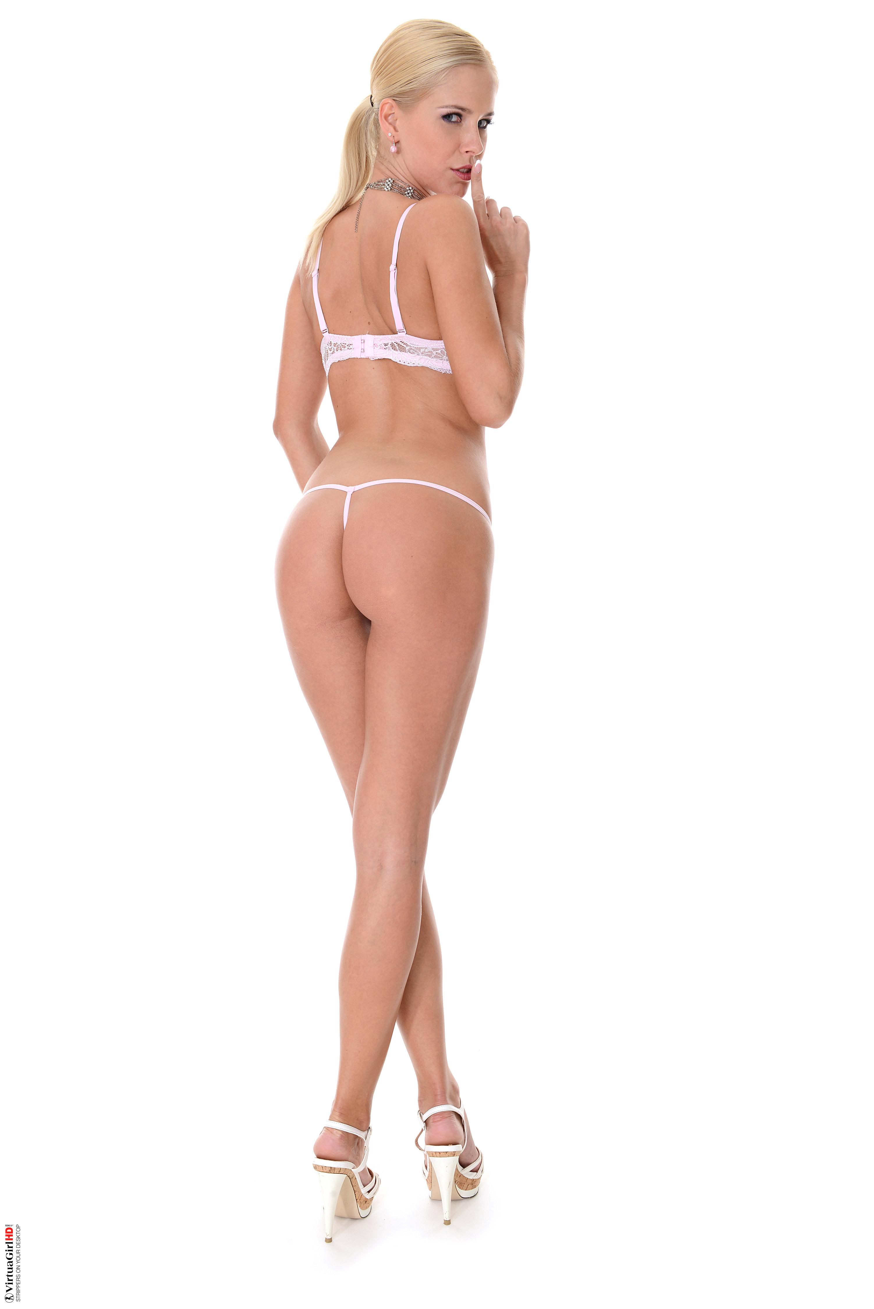 hot lingerie ass