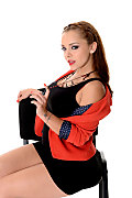 Liza Del Sierra Covert Affairs istripper model