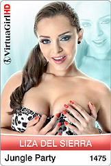 Liza Del Sierra / Jungle Party