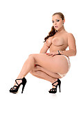 Liza Del Sierra Jungle Party istripper model