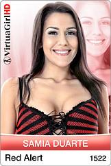 Samia Duarte / Red Alert