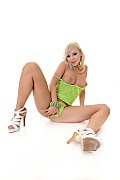 Naomi Nevena For Your Eyes Only istripper model