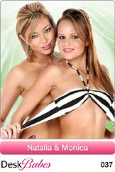 Monica Sweet & Natalia / Duo