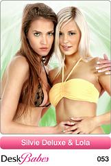 Silvie Deluxe & Lola / Duo