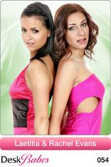 Laetitia & Rachel Evans / Duo