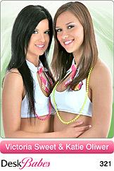 Victoria Sweet & Katie Oliwer / Duo