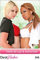 Ivana Doll & Katia de Lys / Duo