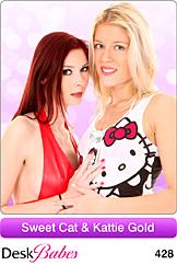 Sweet Cat & Kattie Gold / Duo