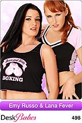Emy Russo & Lana Fever / Duo