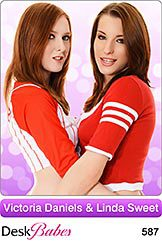 Victoria Daniels & Linda Sweet / Duo