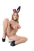 Viola Bunny Love  istripper model