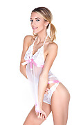 Blake Eden Baby Doll istripper model