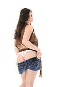 Nekane Ride 'em Cowgirl istripper model