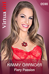 Kimmy Granger / Fiery Passion