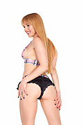 Jayme Langford Pale Pleasures istripper model