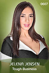 Jelena Jensen / Tough Business
