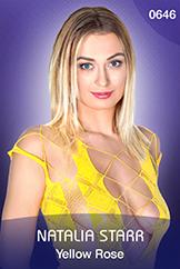 Natalia Starr / Yellow Rose