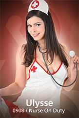 iStripper - Ulysse - Nurse On Duty